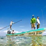 Fly fishing Cancun