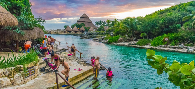 Xcaret park better than Disneyland