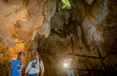 Contoy Excursions Mayan Caves Expedition