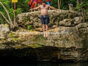 cenote-jump-coba-tour-cancun
