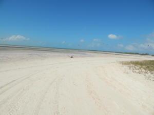 isla blanca sand roads