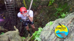 rappelling-jungle-cancun-yucatan